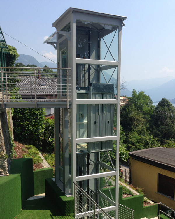 struttura ascensori piattaforme elevatrici discovery